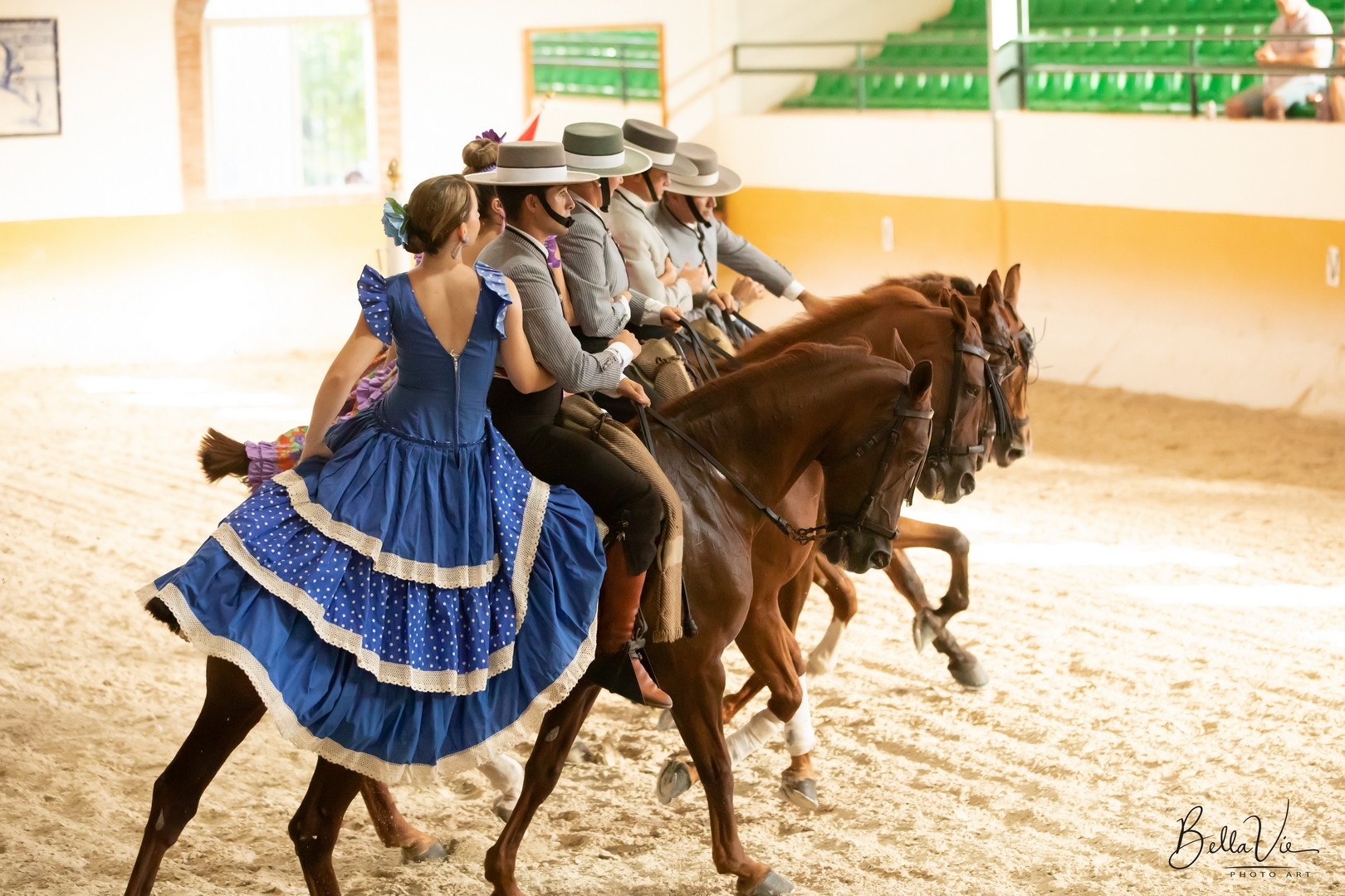Ritmo a Caballo & Andalusian night El Ranchito